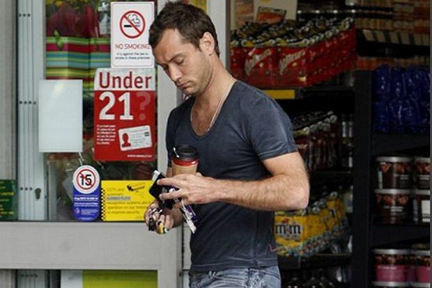 Jude Law drży o bezpieczeństwo swoich dzieci