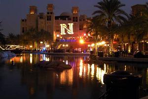 Emiraty Arabskie. Złote wrota pustyni