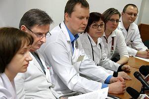 NFZ pokazowo zamyka szpital w Radomiu