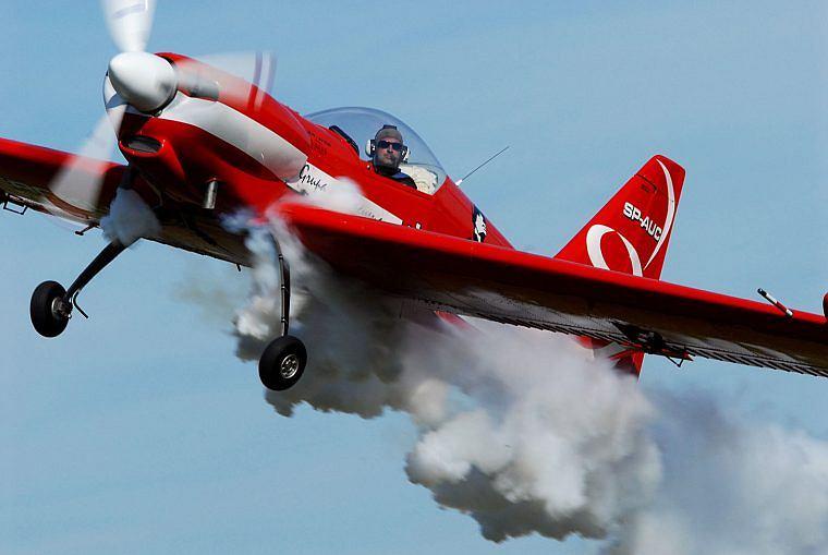 Jeden z pilotów