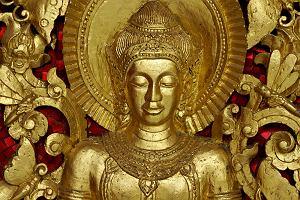 To jedyne takie budowle na �wiecie. Buddyjskie �wi�tynie zachwycaj� i imponuj�