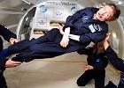 """""""Kosmosie, nadchodzę!"""". Stephen Hawking zaakceptował zaproszenie do lotu w kosmos"""