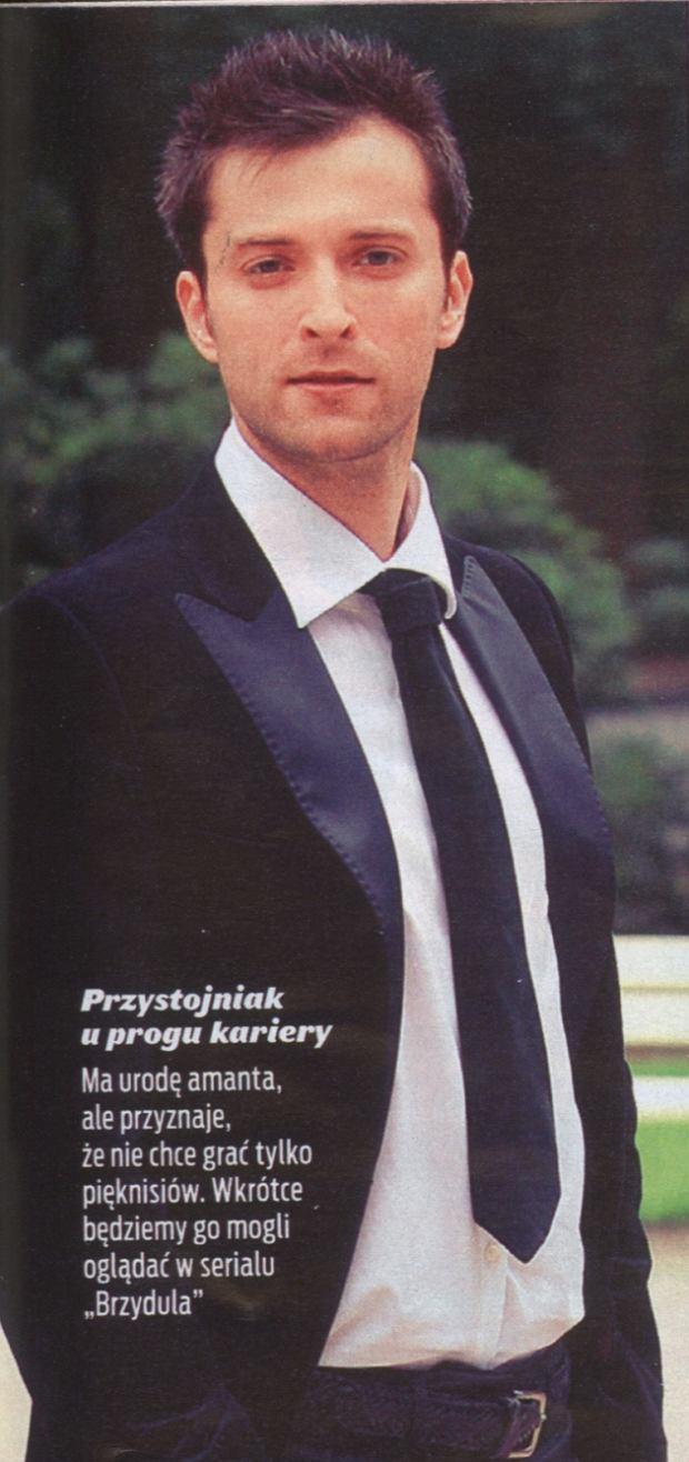 Filip Bobek, 1.08.2008/Fakt