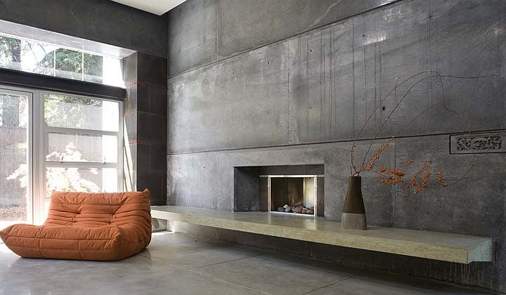 d4da96e947d021 Zdjęcie numer 1 w galerii - Surowy beton we wnętrzu