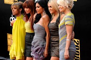Pussycat Dolls jako gwiazdy Bollywood