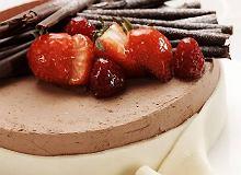 Tort marcepanowy - ugotuj