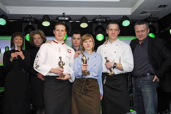 Zdjęcie numer 1 w galerii - Już wiemy kto wygrał! Rozstrzygnięcie konkursu na Kucharza Roku 2008!