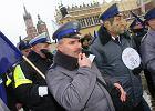 Wielka reforma emerytur dla policji ko�czy si� niczym