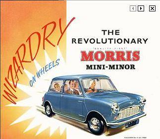 Mini Morris Samochód Wszystko O Samochodach I Motoryzacji Motopl