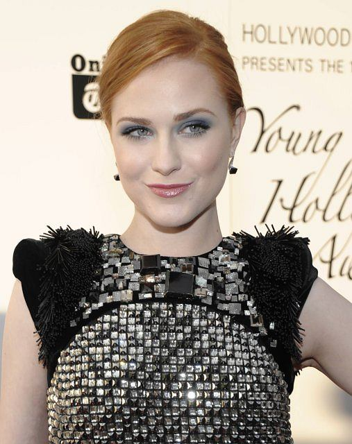 Evan Rachel Wood (m.in. True Blood)