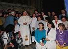 Moje 20 lat wolności: Pierwszomajowy pochód do papieża