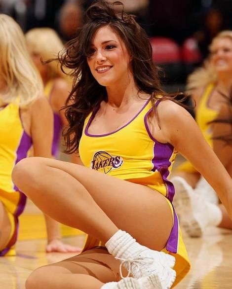 Finał NBA - gdzie cheerleaderki zdarzają się
