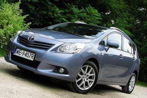 Toyota Verso 1.8 Multitronic S - test | Za kierownic�