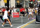 Tenis w różnych dziwnych miejscach - update  100.1