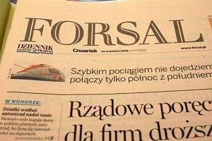 """Zwolnienia w """"Dzienniku Gazecie Prawnej"""". Koniec łososiowych stron"""