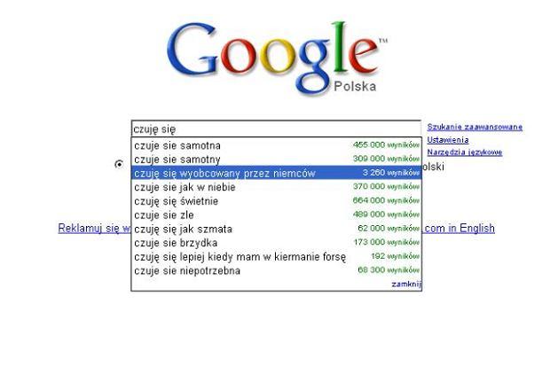 T�umacz Google �piewa a capella