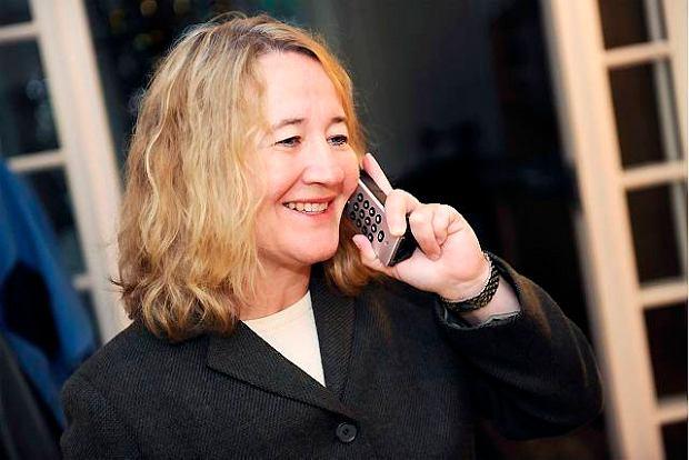 Carol Greider: Telomery zabra�y mnie na przeja�d�k�