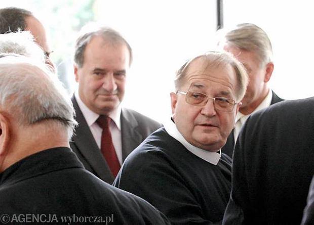 Ojciec Rydzyk Biografia Ojciec Tadeusz Rydzyk Jest ju
