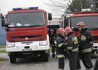 Wybuch butli z gazem w Opolskiem. 11 os�b rannych, w tym 5 dzieci