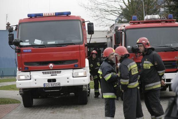 Poci�g zderzy� si� z samochodem w Koninie. Co najmniej jedna ofiara