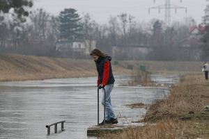 IMiGW: Gro�na Wis�a, Bug i Pilica. Ro�nie poziom wody