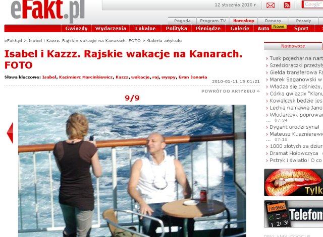 Image result for izabela marcinkiewicz lanzarote