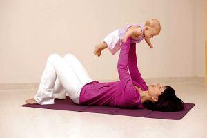 Ćwiczenia dla mam - na dobrą sylwetkę i kondycję