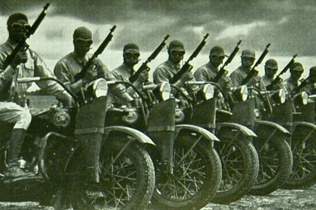 Masz motocykl lub terenówkę? Wojsko może je zabrać