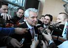 Tadeusz Fogiel: Opcja z Bia�asem si� nie sprawdzi, Bro�ek odnajdzie si� przy Kasperczaku