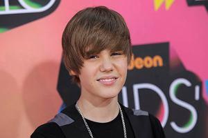 Ok�adka ksi��ki Justina Biebera!