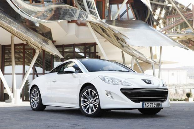 Peugeot RCZ od 98 tys. zł