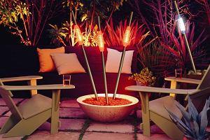 Oświetlenie ogrodowe - inspiracje świetlne