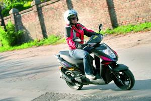 Kymco Agility RS 50 | Test