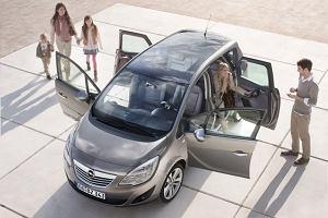 Nowy Opel Meriva | ceny