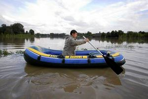 Niektórzy powodzianie zapłacą podatek od darowizn