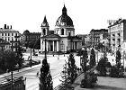 Plac Trzech Krzy�y: najbardziej rzymski plac Warszawy
