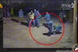 Majdan i �wierczewski skazani za napa�� o policjant�w