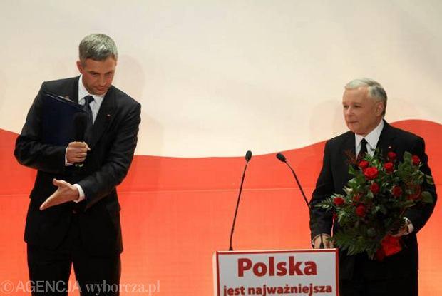 Sztab PiS wyciąga wątek białoruski i przeszłość Rostowskiego