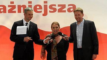 Elżbieta Jakubiak i Marek Migalski są już poza PiS. Los Pawła Poncyljusza rozstrzygnie się w ciągu tygodnia
