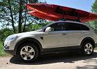 Chevrolet Captiva 2.0D LT - test | Za kierownic�