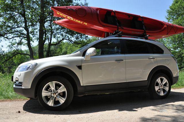 Chevrolet Captiva 2.0D LT