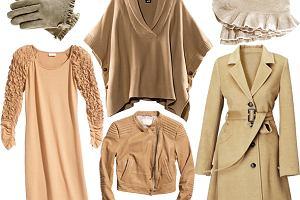 Look marki: wszyskie odcienie be�u w H&M