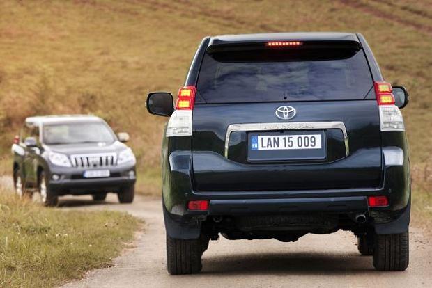 2010 Toyota Land Cruiser Prado (J150) 3.0 DID 190 HP