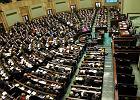 Nocne g�osowanie: Po awanturze Sejm przyj�� plan naprawy g�rnictwa