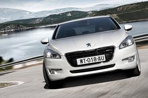Peugeot 508   Galeria i lista silników