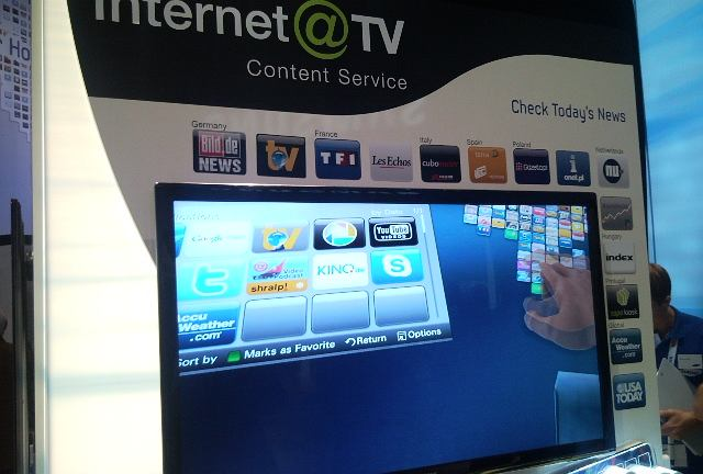 Samsung Internet@TV