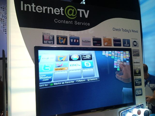 Samsung Internet@TV