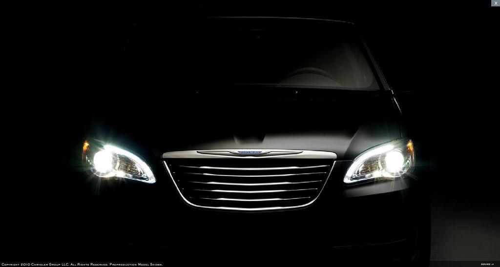 Chrysler 200C 2011