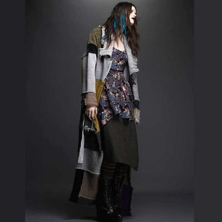 Lookbook McQ by Alexander McQueen