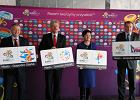 Euro 2012: Zn�w syrenka w logo. Mo�na si� pogubi�